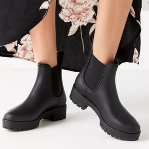 Jeffrey Campbell- Cloudy Waterproof Chelsea Boot